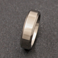 Titanium Ring - Doppler