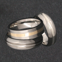 Our Favorite Titanium Rings